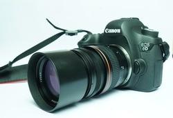 135mm F2.8 Full Frame Fixed-focus Lens Ultra Low Dispersion Ed Lens for Canon 80D, 70D, 60D, 60Da Cameras