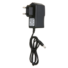 1pc EU Plug AC 100-240V DC 9V 0.5A Converter Adapter Power Supply 500mA 9W For Light Digital Optoelectronic Products Mayitr ac 18v 500ma 9w output uk power supply adapter transformer easy installation for video ring doorbell
