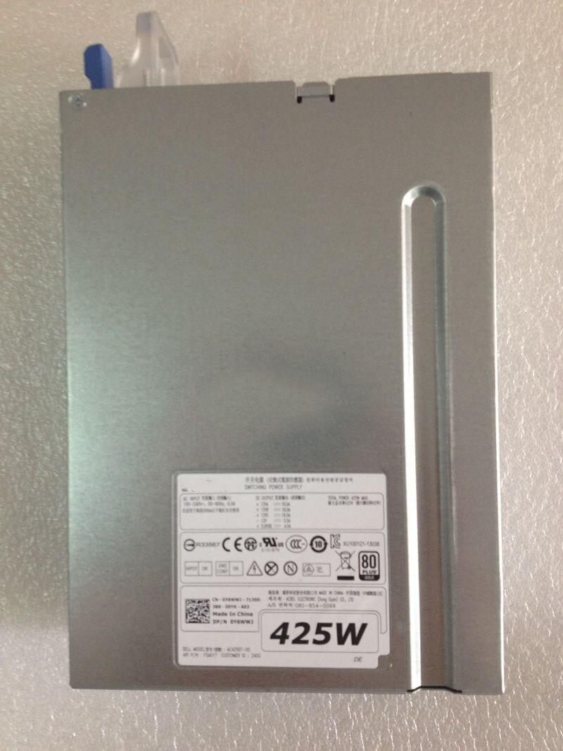 Power supply for Y6WWJ G50YW T3600 425W Redundant AC425EF-00