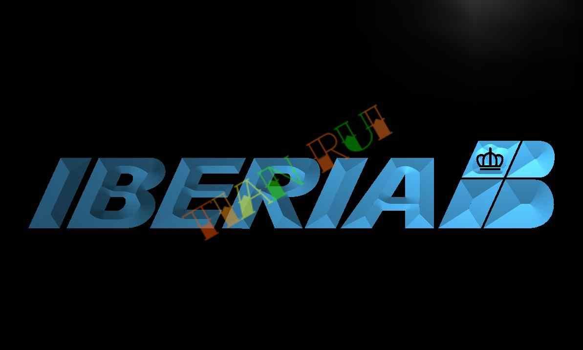 LG168-Iberia letrero de neón con luz LED cartel para colgar casa decoración artesanía