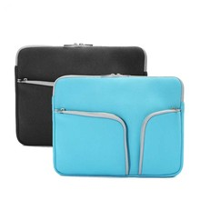 YUNAI Neoprene Laptop Bag Slim Notebook Liner Sleeve Carry Pouch Protective Laptop Case Cover For MacBook Air Pro 13inch