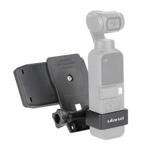 Image 2 - Ulanzi OP3 Zaino Clip per Dji Osmo Tasca Portatile Del Basamento Staffa di Espansione Adattatore di Montaggio Handheld Gimbal Accessori