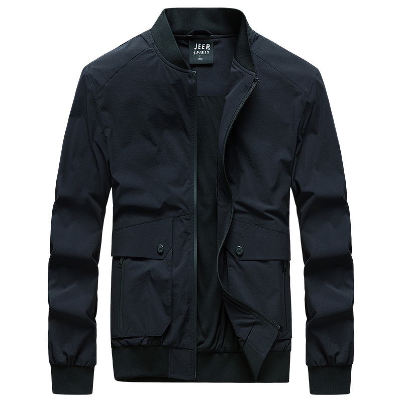 2018 free shipping Men's first choice, autumn new men's wear is hot, fashion brand high quality men's coat. cxy165