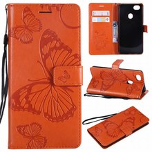 Capa Butterfly Frame For OPPO F5 F7 F9 A57 A59 A73 A83 R11S R17 Card Slot Fashion Cases Leather Cover Magnetic Flip Fundas DP06Z 10pcs lot tm1990a f5 magnetic ibutton keys is compatible with ds1990a f5 ibutton tm key card dallas tm1990a magnetic keys