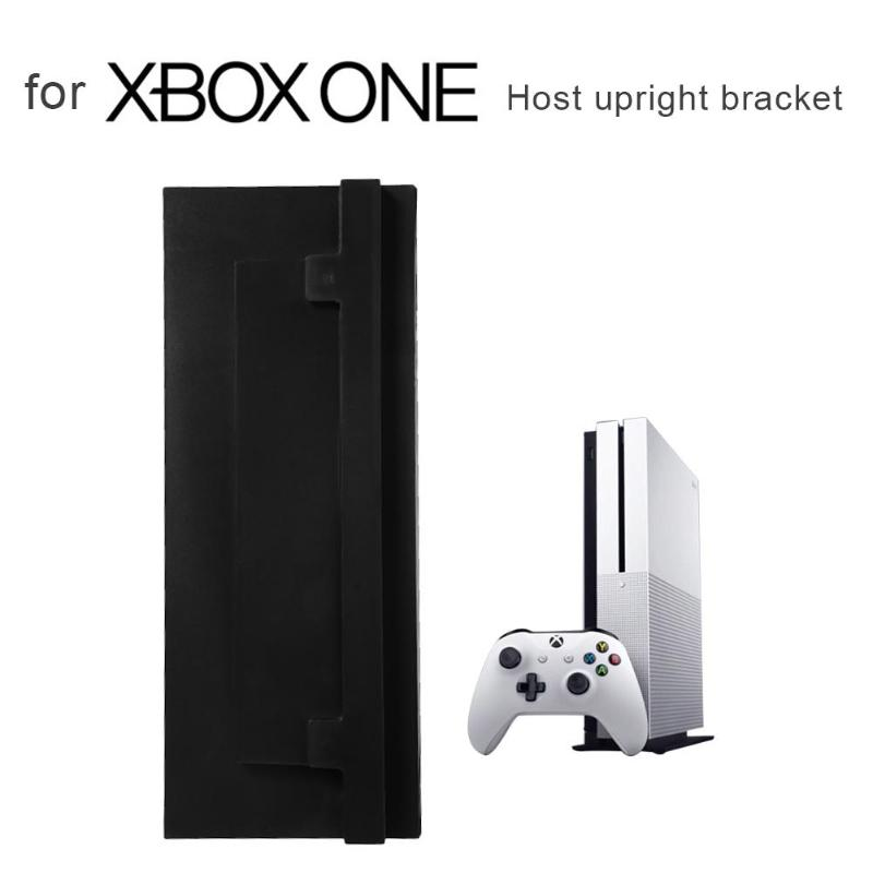 Vertical Stand Mount Dock Holder Machine Bracket for XBOX ONE Slim Game Console Easy to Install Simple Plug And Play Settings