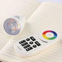 4W Milight RGB Bulb With Remote 2 4G RF Rgb Led Remote Bulbs Gu10 4W Colors