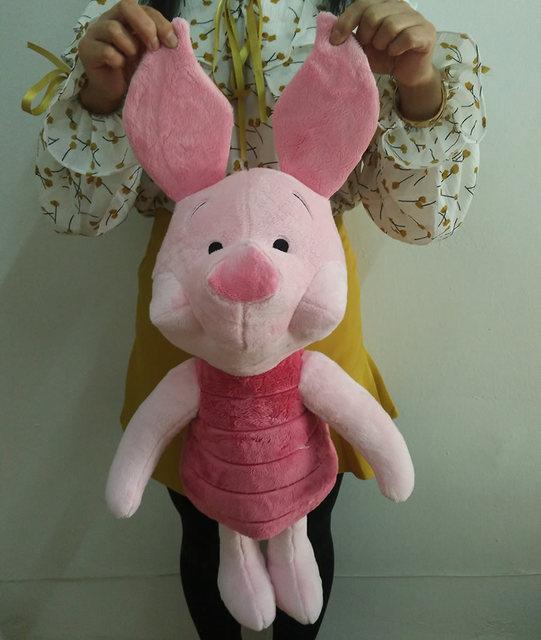 48cm 68cm Original Piglet Pig Plush toy Large Piglet pink Pig cartoon animal stuffed plush toys for Kids Birthday Christmas Gift