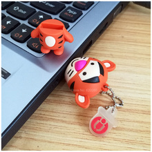 Donkey Tiger USB Memory Stick Flash Drive Disk