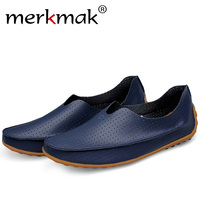 Mermak 2017 Men S Shoes Fashion Brand Casual Unisex Slip On Shoes Spring Autumn Comfortable Office