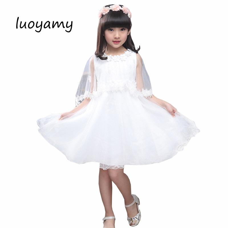 Luoyamy Summer Girls vestidos de graduación de la danza linda - Ropa de ninos