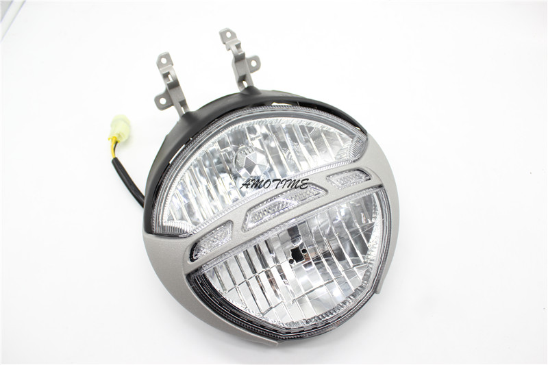 Motorcycle Headlight Front Replace Headlamp For Ducati Monster 696 795 796 1100 1100S M1000 motorcycle cnc m20 2 5 magnetic engine oil cap for honda vfr800 vfr800f vfr 800 800f ducati monster 696 ducati monster 796