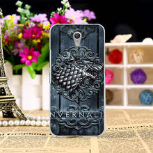 """Cases with """"Game of Thrones"""" for Lenovo"""