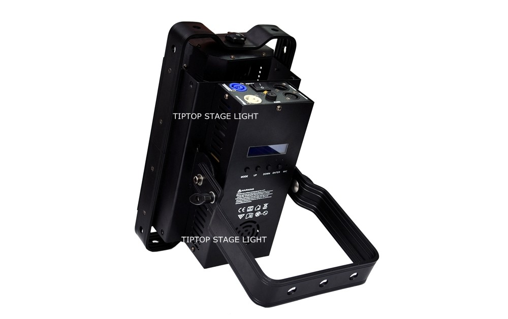 Commercial Lighting Reasonable 6in1 Flightcase Pack Colorful Rgb Led Umbrella Background Decoration Light Equipped Controller Box Tripod/hanging Bag Optional Stage Lighting Effect