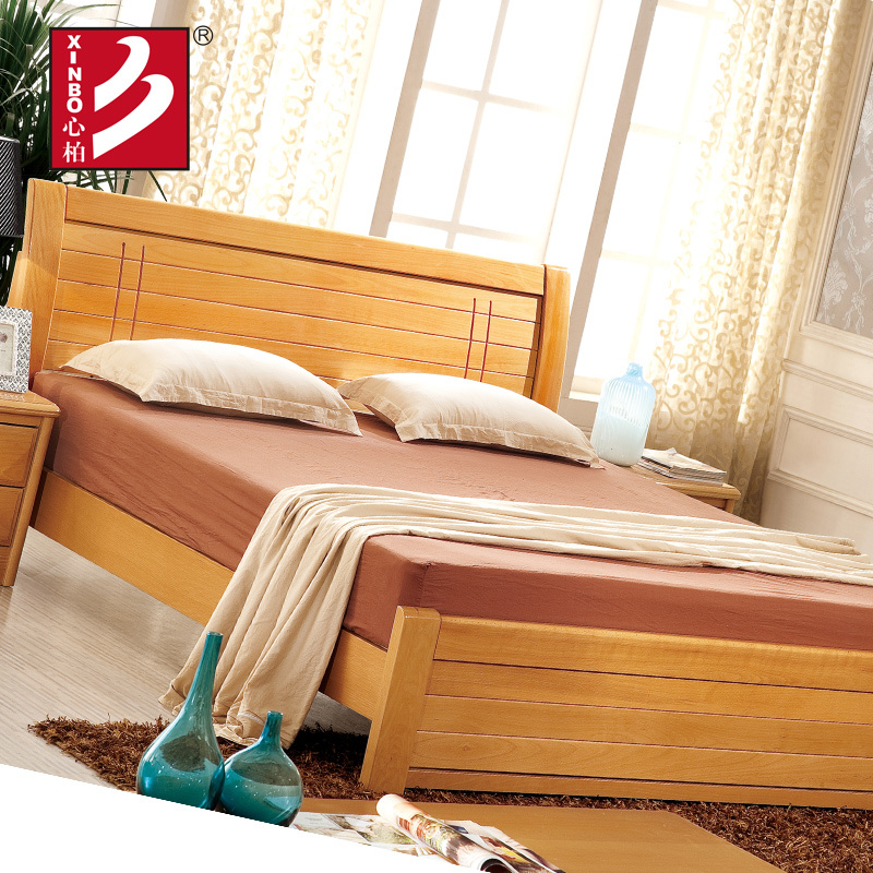 Home Furniture Bed bed bedroom furniture picture - more detailed picture about wooden