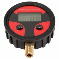 0 200PSI LCD Digital Pneu Pneu Medidor De Pressão De Ar Da Motocicleta Caminhão Do Carro Da Bicicleta|Medidores de pressão| |  -