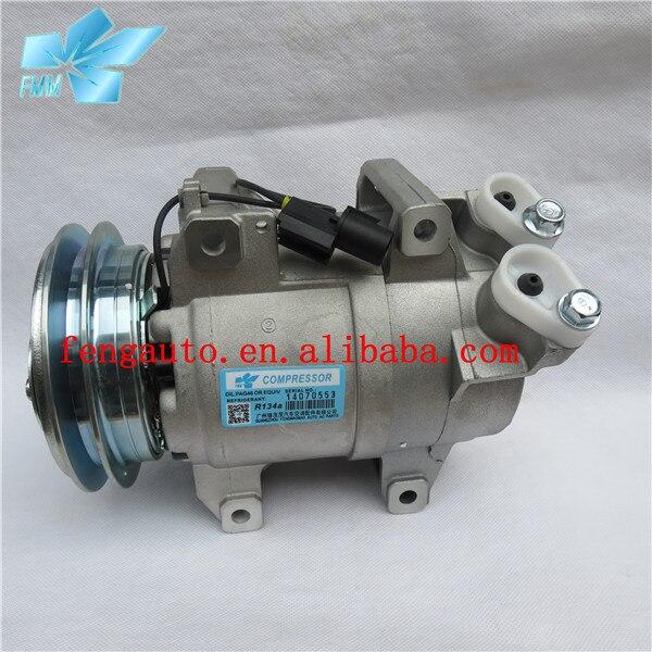 car air auto conditioning DKS15D ac compressor pump for Mitsubishi Pickup Triton L200-in A/C