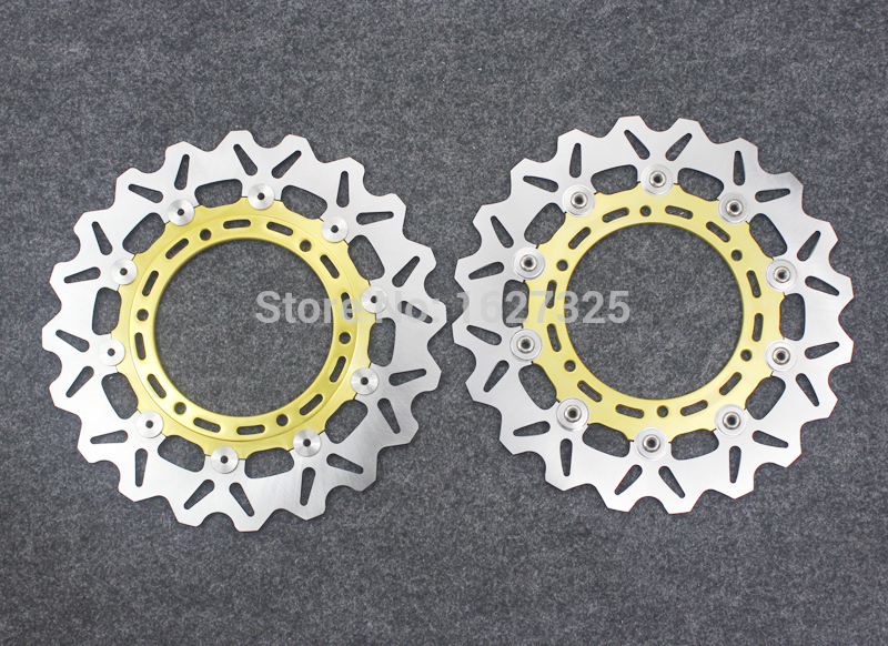 Brand new Motorcycle Rear Brake Disc Rotors For YAMAHA YZF 1000 R Thunder Ace 96-02/YZF 1000 R1 98-03 Universel