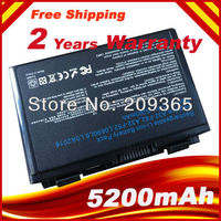Laptop Li Ion Battery For Asus A32 F52 A32 F82 Compatible 11 1v