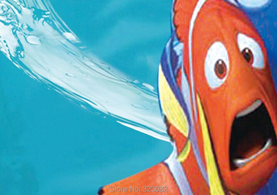 Factory Sale L2 00140 Finding Nemo Cartoon Home Decoration Children