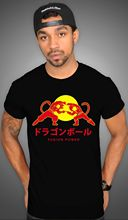 New Best seller 2018 Dragon Ball in the Style of 1Red 1 T Shirt  S-2XL Free shipping Harajuku Tops Fashion Classic Unique
