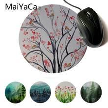 Современные коврики для мыши maiyaca spring mountain morning