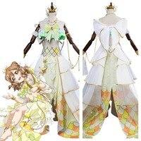 Love Live LoveLive Kunikida Hanamaru Cosplay Costume Mermaid Awaken Halloween Carnival Costumes For Women Girls Custom Made