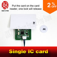 Real Room Game Equipments Room Escape Prop One IC Card To Open The Door Photo Or