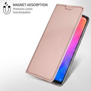 Image 2 - 磁気フリップブックケース Huawei 社 P20 Lite ノヴァ 3 3i スリム Pu レザーカードホルダー Huawei メイト 20 10 プロ P30 Lite Coque