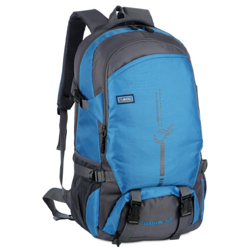 Quality Oxford Cloth Waterproof Outdoor Man Backpack 2019 Casual Large Capacity Lady Sport Backpack Male Travel Backpack Bag