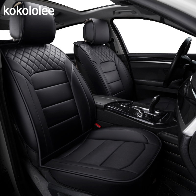 KIA SPORTAGE ALL YEARS LUXURY SEAT COVER SET BLACK /& GREY PIPING