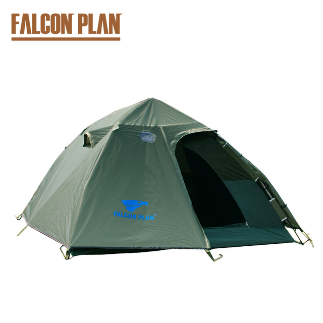 Falcon plan outdoor people automatically without putting up quick opening c&ing c&ing 3-4 double  sc 1 st  AliExpress.com & Falcon plan outdoor people automatically without putting up quick ...