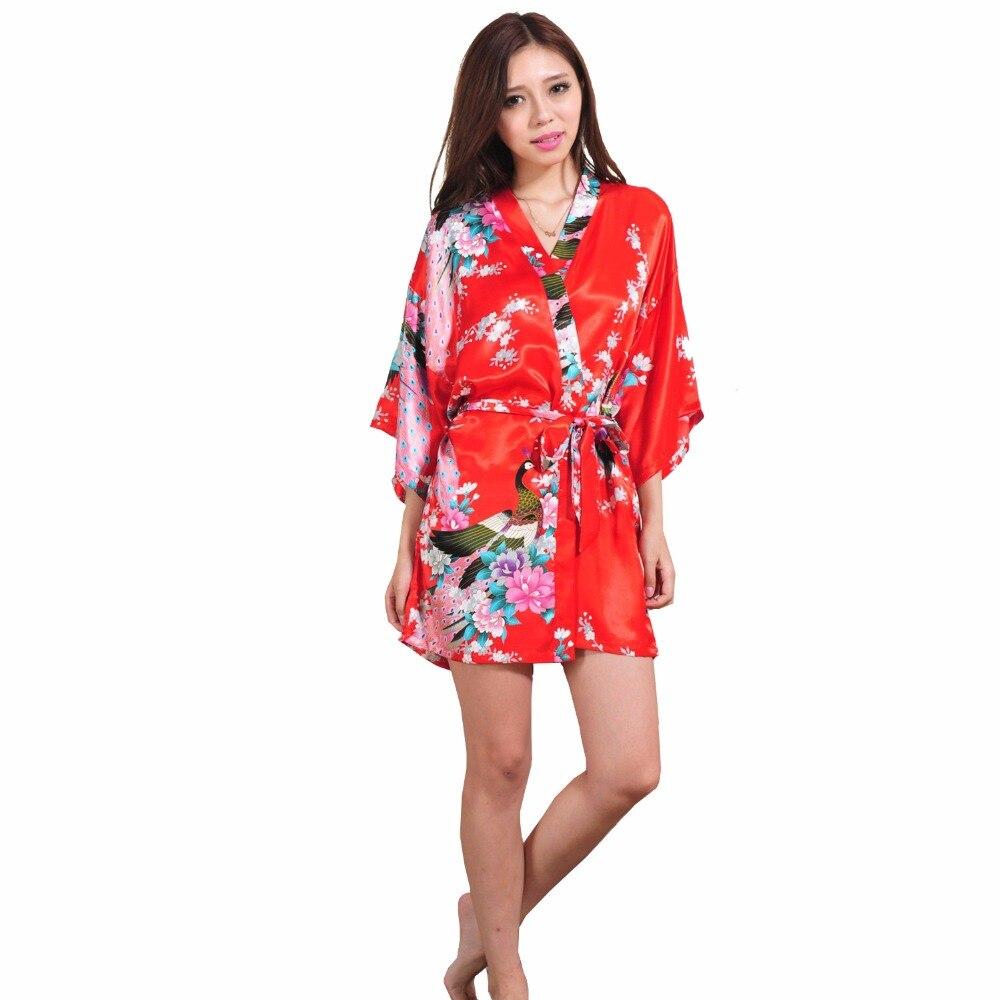 Lovehoney Plus Size Short Satin Robe Red | Plus Size Robes ... |Red Silk Robe