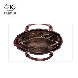 Image 5 - Bolso de lujo de marca para mujer, elegante, de diseñador, de marca, bandolera mensajero, alta calidad, 2019