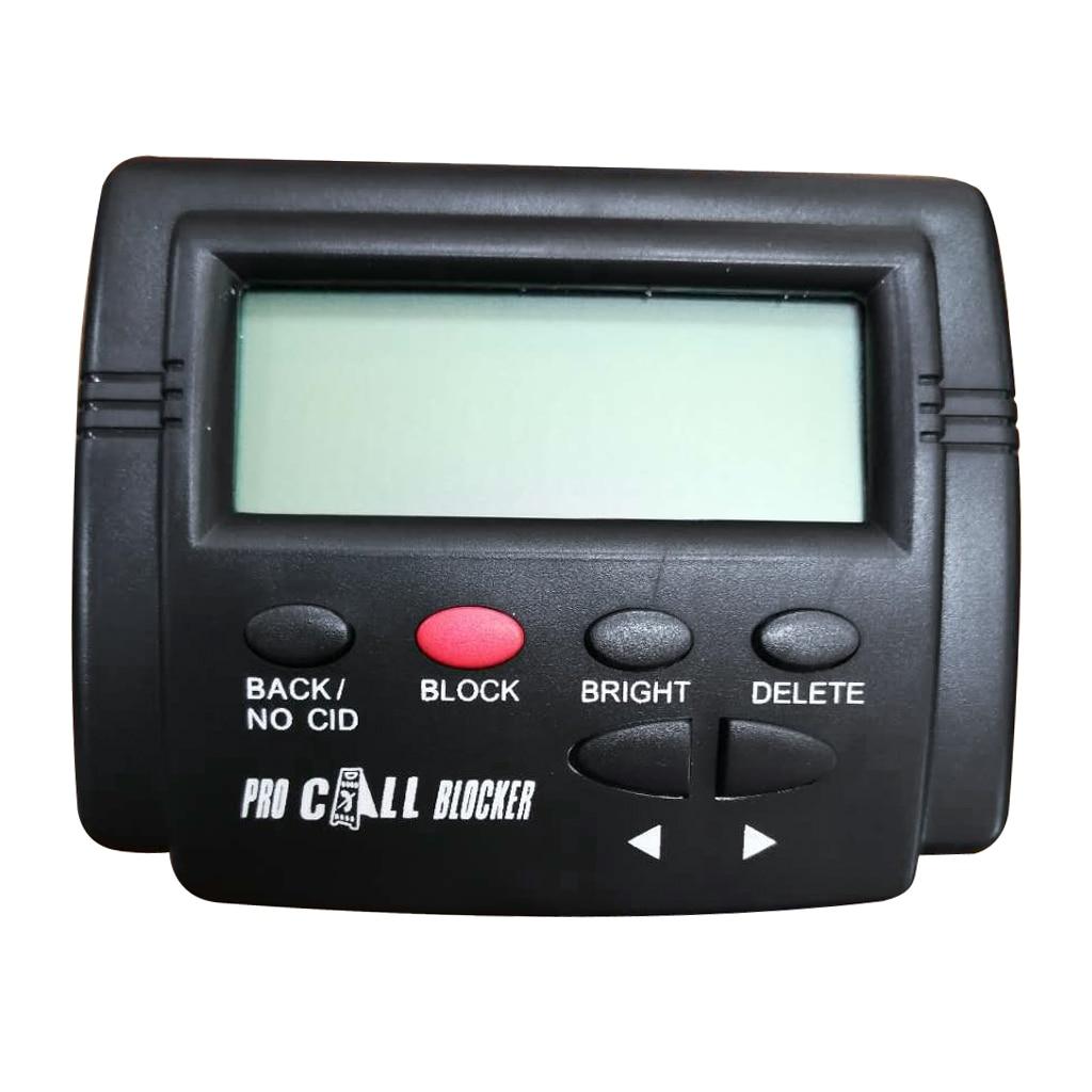 Caller ID Box Call Blocker Stop Nuisance Calls For Fixed Phone 1500 Capacity