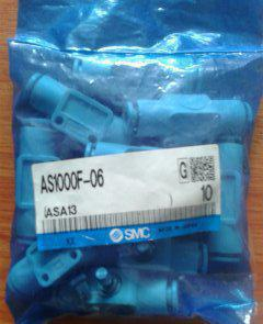 BRAND NEW JAPAN SMC GENUINE SPEED CONTROLLER AS1000F-06 brand new japan smc genuine speed controller as1001fg 04