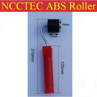 1 25 32mm 39mm NCCTEC ABS Roller FREE Shipping Bolted Wallpaper Seam Abs Roller Tools