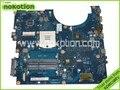 Ba92-06966a laptop motherboard para samsung r540 r580 p780 sa41 e452 e852 hm55 com placa gráfica ati drr3