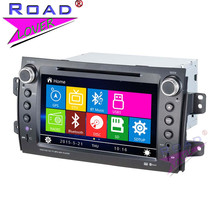 TOPNAVI Wince 6.0 Two Din 8Inch Car Media Center DVD Player Auto Video For Suzuki SX 2013- Stereo GPS Navigation USB Bluetooth