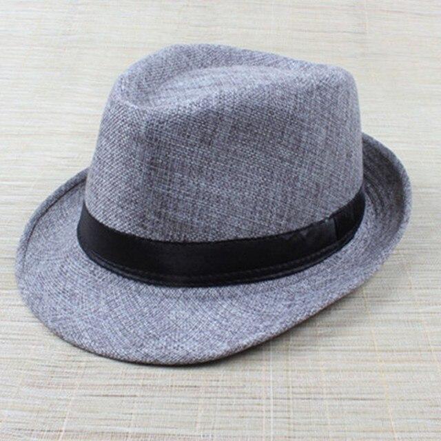 ac83715405e63 Unisex Hat Women Hat Men Gangster Summer Beach Cap New Arrival