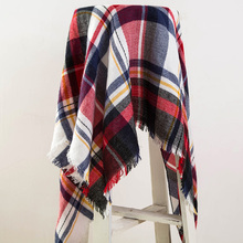 Winter Cashmere Scarf for Women