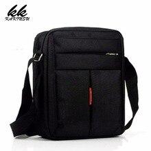 36407fbda20a KAKINSU Male bags Waterproof Nylon Oxford Cloth Travel bag Fashion Business Men  shoulder bags Casual Messenger