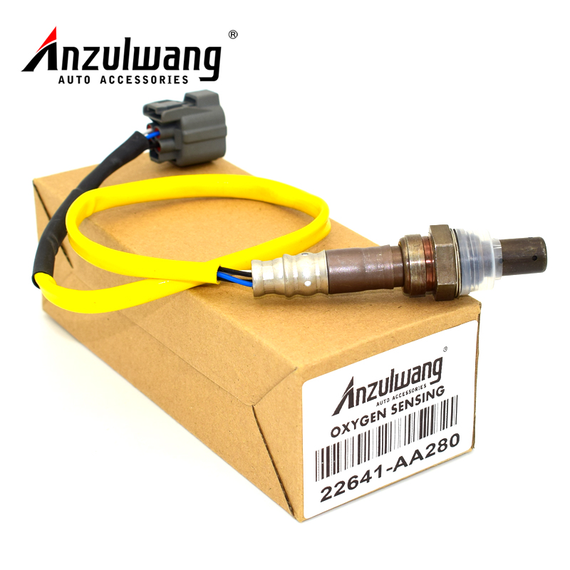 ANZULWANG Oxygen Sensor Air Fuel Ratio Sensor 22641-AA280 22641AA280 For Subar Forester Impreza Liberty Outback