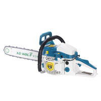 Free Ship By DHL 1pcs Chainsaw Gasoline Chain Saw 2 Stroke Air Cooling 50CC 20 2