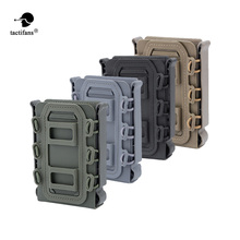 Tactifans 5.56mm 7.62mm Molle Rifle Mag Tactical Magazine Pouch Holster Fastmag Scorpion Soft Shell For AirSoft Hunting Military все цены