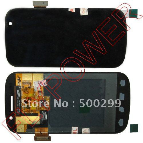 ФОТО For Samsung Nexus S i9020 lcd screen with touch screen assembly by free shipping; 100% original