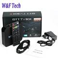 4 K S905 MX Pro Android TV Box Amlogic Quad Core Android 5.1 Caixa De TV 1 GB 8 GB WI-FI 4 K 1080 p Kodi Totalmente Carregado media player