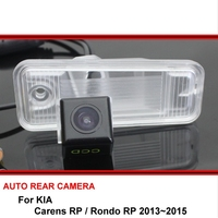 For KIA Carens RP MK3 Rondo RP 2013 ~ 2015 Night Vision For SONY HD CCD Car Rear View Camera Reverse Backup Rearview Parking
