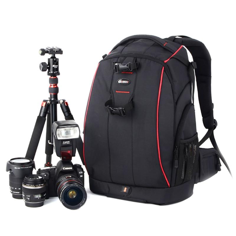 Anti-theft eirmai professional slr double-shoulder camera bag EIRMAI D2310 D2320 D2330 D2350  casual digital slr bag the big bag
