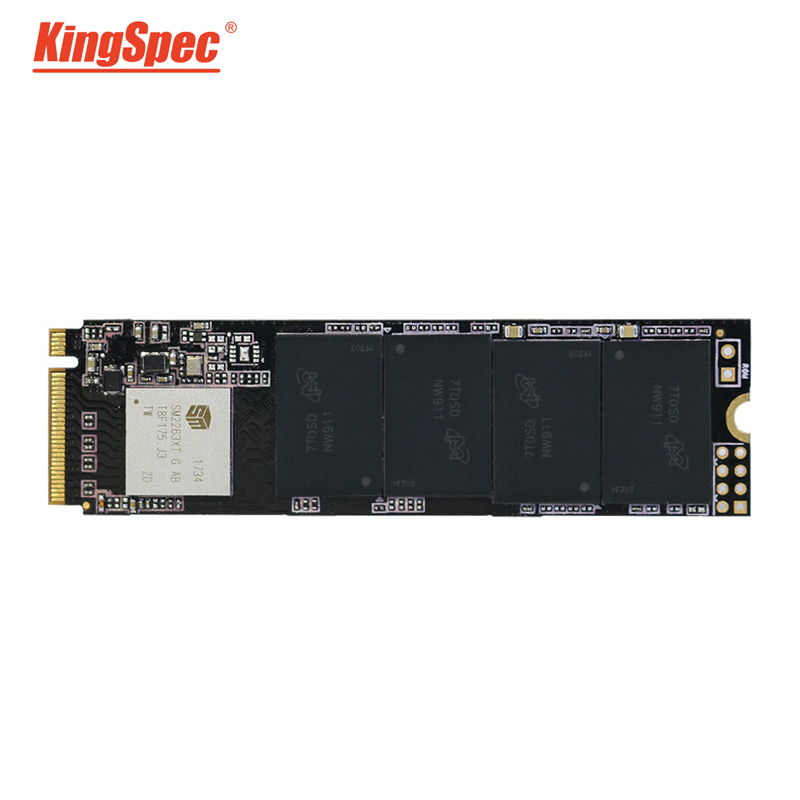 Disque SSD Kingspec M.2 PCIe 128 GB 256 GB 512 GB disque dur SSD M.2 NVMe Pcie disque dur interne SSD pour ordinateur portable MSI/Thinkpad P50