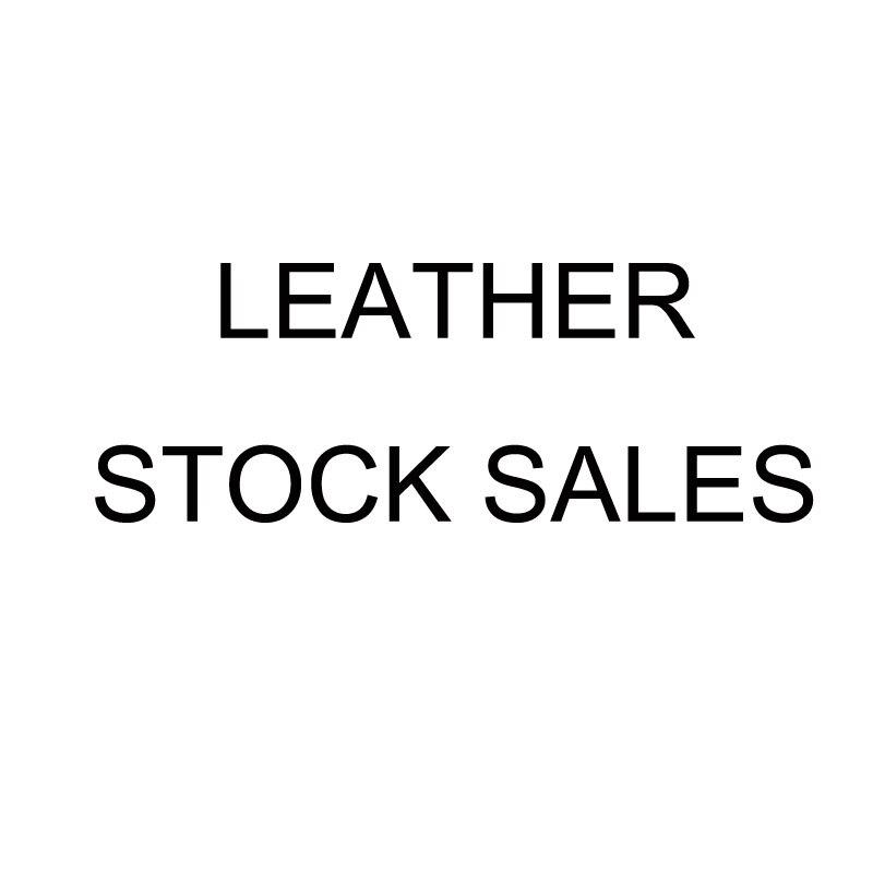 سترة جلدية مبيعات الأسهم-في الجلد والجلد المدبوغ من ملابس نسائية على  مجموعة 1